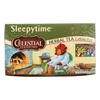 Celestial Seasonings Sleepytime Herbal Tea Caffeine Free - 20 Tea Bags - Case of 6 HGR 631002