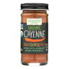 Frontier Herb Cayenne - Organic - Ground - 30000 HU - 1.7 oz. HGR 0633586
