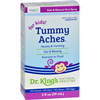 King Bio Homeopathic Tummy Aches - 2 oz HGR 0633891