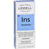 Liddell Homeopathic Insomnia - 1 fl oz HGR 0635631