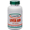Liverite Liveraid - 120 Tablets HGR 0635995