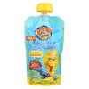 Earth's Best Organic Fruit Yogurt Smoothie - Apple Blueberry - Case of 12 - 4.2 oz.. HGR 0636480