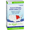 soaps and hand sanitizers: King Bio Homeopathic - Great Lakes U.S. - 2 fl oz