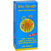 Condition Specific Memory Mental Clarity: Bio-Strath - Whole Food Supplement - Stress and Fatigue Formula - 100 Tablets