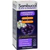 Sambucol Black Elderberry Immune Formula Liquid - 4 fl oz HGR 0643585
