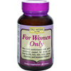 Only Natural For Women - 60 Tablets HGR 0650572