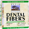 Peelu Dental Fibers Tooth Powder - Spearmint - .53 oz HGR 0651273