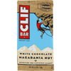 Clif Bar Organic White Chocolate Macadamia Nut - Case of 12 - 2.4 oz HGR 653816