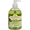 Clean and Green: Clearly Natural - Pure and Natural Glycerine Hand Soap Tea Tree - 12 fl oz