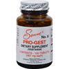 Sonne's Pro-Gest Vegetarian No 6 - 120 Tablets HGR 0656272