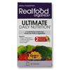 Realfood Organics Daily Nutrition - Organic - Ultimate - 60 Tablets HGR 0656397