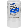 Thai Deodorant Stone Pure And Natural Crystal Deodorant Stone - 4.25 oz HGR 0658195