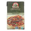 Dr. Mcdougall's Organic Lentil Vegetable Soup - Case of 6 - 18 oz.. HGR 0660811