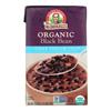 Dr. Mcdougall's Organic Black Bean Lower Sodium Soup - Case of 6 - 18 oz.. HGR 0661058