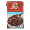 Dr. Mcdougall's Organic Quinoa Vegetable Lower Sodium Soup - Case of 6 - 18 oz.. HGR 0661496