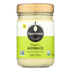 Spectrum Naturals Organic Olive Oil Mayonnaise - Case of 12 - 12 oz.. HGR 0662981