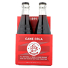 Cola - Cane Sugar - Case of 6 - 12 oz..