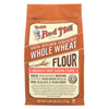Bob's Red Mill Whole Wheat Flour - 5 lb - Case of 4 HGR 0663757