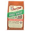 Bob's Red Mill Organic Whole Wheat Flour - 5 lb - Case of 4 HGR 0663799