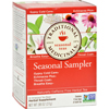 Seasonal Herb Tea Sampler - Caffeine Free - 16 Bags