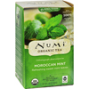 Seventh-generation-dinner: Numi - Tea Moroccan Mint - Caffeine Free - 18 Bags