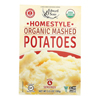 Edward & Sons Organic Mashed Potatoes - Home Style - Case of 6 - 3.5 oz.. HGR 0674986