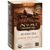 Ring Panel Link Filters Economy: Numi - Tea Organic Chocolate Pu-Erh - Case of 6 - 16 Bag
