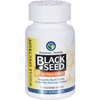 Amazing Herbs Black Seed and Garlic - 100 Capsules HGR 677070