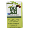 soaps and hand sanitizers: Kiss My Face - Bar Soap Pure Olive Oil Fragrance Free - 4 oz