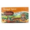 Herbal Tea Caffeine Free Bengal Spice - 20 Tea Bags - Case of 6