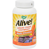 Vitamins OTC Meds Multi Vitamin: Nature's Way - Alive Whole Food Energizer Multi-Vitamin - 180 Tablets