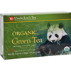 Legends of China Organic Green Tea - 100 Tea Bags