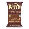 Potato Chips - Sea Salt - Case of 15 - 5 oz..