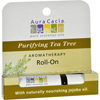 Aura Cacia Cleansing Stick Tea Tree - 0.29 fl oz - Case of 6 HGR 0682153