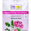 Clean and Green: Aura Cacia - Aromatherapy Mineral Bath Heart Song - 2.5 oz - Case of 6