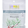 Clean and Green: Aura Cacia - Aromatherapy Mineral Bath Meditation - 2.5 oz - Case of 6