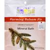 Aura Cacia Aromatherapy Mineral Bath Soothing Heat - 2.5 oz - Case of 6 HGR 0682591