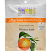 Aura Cacia Aromatherapy Mineral Bath Relaxing Sweet Orange - 2.5 oz - Case of 6 HGR 0682633
