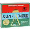 Sun Chlorella A Tablets - 500 mg - 120 Tablets HGR 0684647