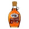 Shady Maple Farms Maple Syrup - Organic - Grade A - Dark - 8.0 oz.. - case of 12 HGR 0685909