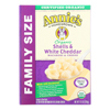 Annie's Homegrown Organic Family Size Shells and White Cheddar Macaroni and Cheese - Case of 6 - 10.5 oz. HGR 0689174
