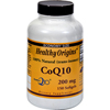 Minerals Coenzyme Q10: Healthy Origins - CoQ10 Gels - 200 mg - 150 Softgels