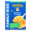 Annie's Homegrown Classic Family Size Macaroni and Cheese - Case of 6 - 10.5 oz. HGR 0693341