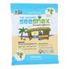 Seasnax Organic Premium Roasted Seaweed Snack - Original - Case of 16 - 0.54 oz.. HGR 0703660