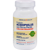 Cough Cold Tablets Capsules: American Health - Probiotic Acidophilus with Pectin - 100 Capsules