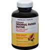 American Health Original Papaya Enzyme Chewable - 600 Tablets HGR 704668