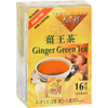 Prince of Peace Ginger Green Tea - 16 Tea Bags HGR 710194