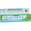 Auromere Toothpaste - Ayurvedic Herbal - Fresh Mint - 4.16 oz - Case of 12 HGR 712562