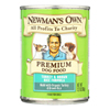 Newman's Own Organics Premium Turkey and Brown Rice - Case of 12 - 12.7 oz.. HGR 0713552