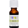hgr: Aura Cacia - Pure Essential Oil Myrrh - 0.5 fl oz